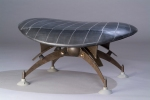 "Articulation Project; ""Automon"", Ottoman foot stool bench"