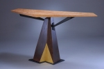 """Beauty WIthin"" side table, hall table"