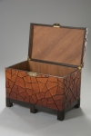 """Harmattan"" (Open view) chest trunk"
