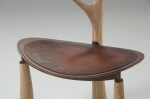 """Stand"" (Detail of seat) valet style chair"