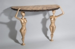 """Adwuma Adwuma"" side table, hall table"
