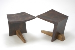 """Hansei"" Stools seating"