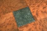 """""""Square Peg"""" table (detail 2)"""
