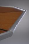 Tilt Top Tea Table (edge detail)